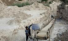 اختفاء ثلاثة فلسطينيين قرب الحدود بين غزة ومصر