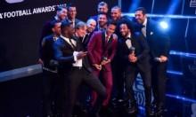فيفا يعلن عن أفضل تشكيلة لاعبين بالعالم