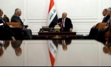 العراق: العبادي يدافع عن الحشد الشعبي أمام تيلرسون