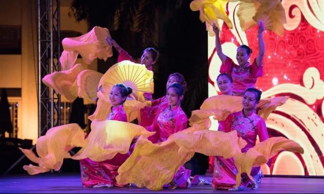 """مصر: العد التنازلي على """"مهرجان الفنون والفلكلور الأفرو-صيني"""""""