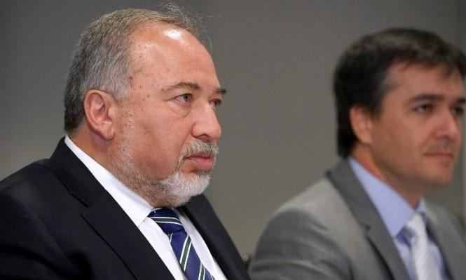 ليبرمان يتهم حزب الله بإطلاق النار باتجاه الجولان