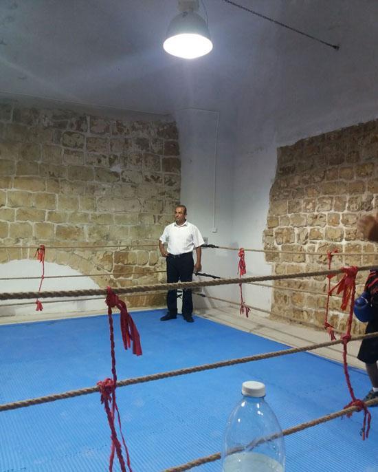 افتتاح مقر جديد لنادي الكفوف الذهبية في عكا