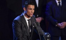 كريستيانو يتحدث بعد فوزه بجائزة أفضل لاعب