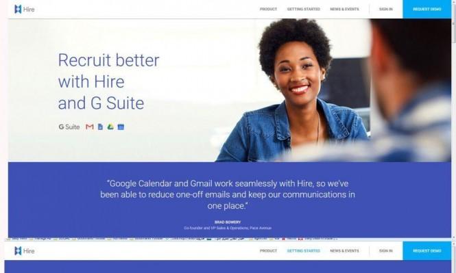 """""""جوجل"""" تخوض غمار التوظيف من خلال """"جوجل هاير"""""""