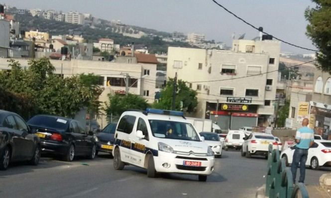 كفر كنا: إصابة في جريمة إطلاق نار