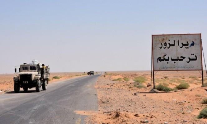 سورية: التحالف ينفي شن غارات على دير الزور