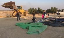 إسرائيل تهدم قرية العراقيب للمرة الـ120