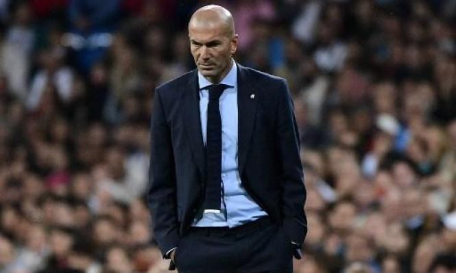 زيدان يتحدث عن إمكانية رحيله عن ريال مدريد