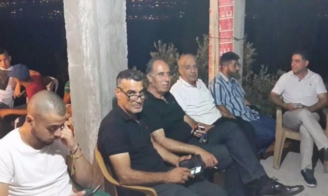 عرعرة- عارة: خيمة اعتصام في بيت مهدد بالهدم