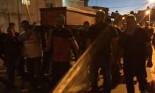 الطيرة: تشييع جثمان ضحية جريمة القتل ساري فضيلي