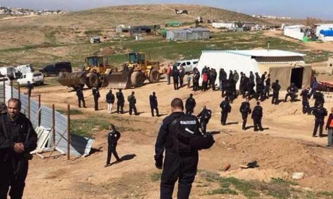 النقب: هدم المنازل سلاح يفتك بالوجود العربي
