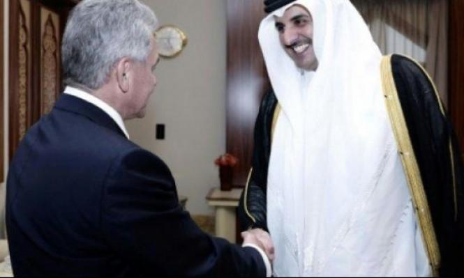 اتفاق قطري روسي في مجال الدفاع