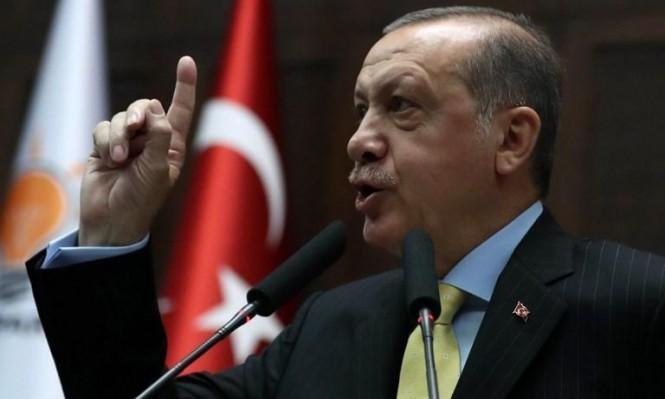 إردوغان والعبادي يتعهدان بتعزيز التعاون بين أنقرة وبغداد