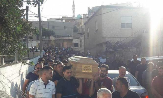 شفاعمرو: المئات يشيعون جثمان يارا حمادي