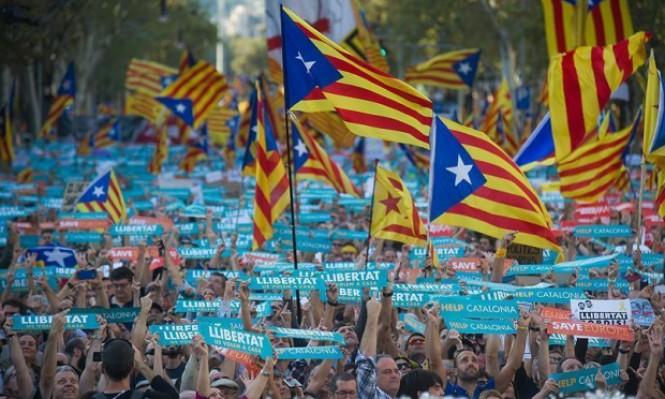 كاتالونيا تستعد لإعلان الانفصال عن إسبانيا يوم الجمعة