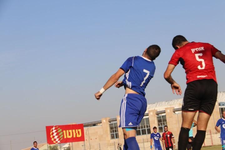الفريق الطيراوي يتعادل سلبيا أمام ن.ر حيفا