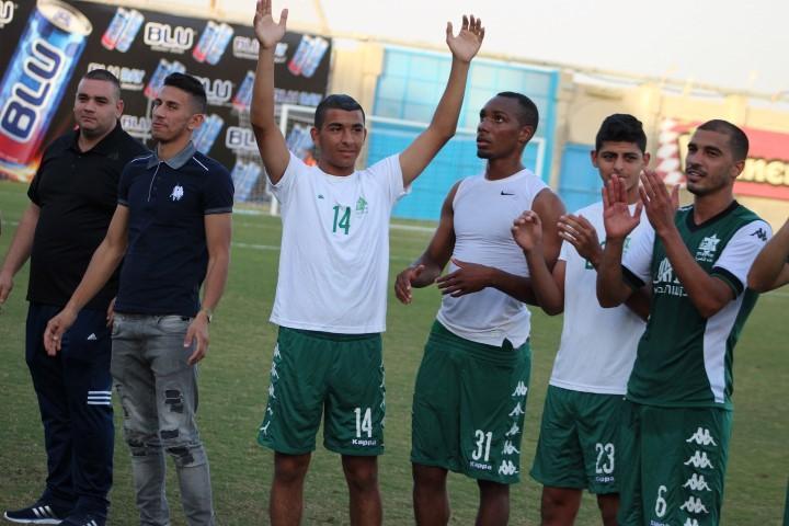 الأخاء يعود للانتصارات بفوز عريض وهاتريك لمحمد خطيب
