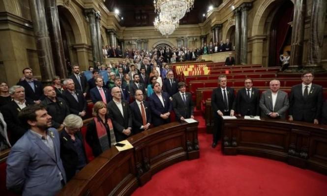 واشنطن والاتحاد الأوروبي يرفضان إعلان كاتالونيا الاستقلال