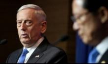 ماتيس يهدد برد عسكري ضخم ردا على النووي الكوري الشمالي