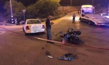 إصابتان خطيرتان في حادث طرق قرب عبلين