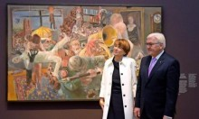 ألمانيا: معرض فني لمحو الخلافات بعد 27 من الوحدة