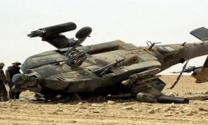 مقتل جندي أميركي بتحطم مروحية للناتو بأفغانستان