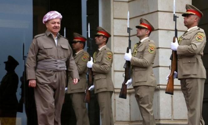 بارزاني لن يمدد رئاسته لإقليم كردستان