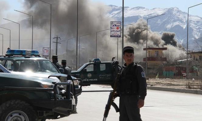 هجمات لطالبان تقتل 9 من الشرطة الأفغانية