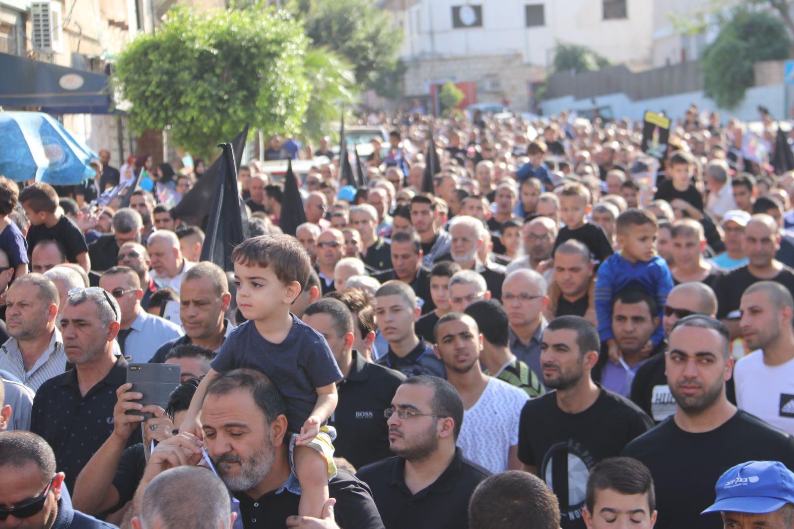 عصية على النسيان: إحياء الذكرى 61 لمجزرة كفر قاسم