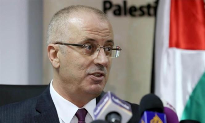 رئيس الوزراء الفلسطيني يجدد دعوة بلاده لبريطانيا بالاعتذار