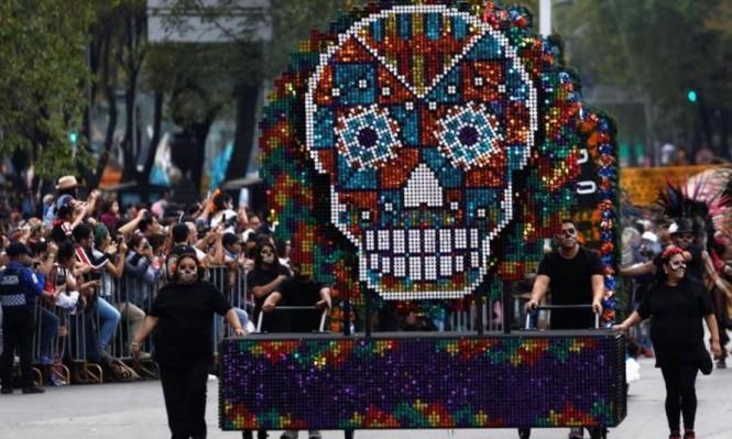 يوم الموتى: المكسيك تكرّم ضحايا الزلزالين