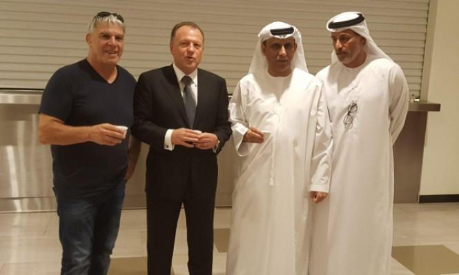 الإمارات تتعهد برفع علم إسرائيل بمباريات الجودو العام المقبل