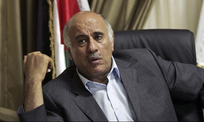 """الرجوب يتهم رئيس """"فيفا"""" بالخضوع للتهديدات الإسرائيلية"""
