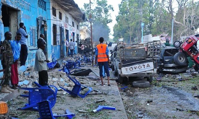 الصومال: تفجيرات مقديشو تعزل قائد المخابرات والشرطة