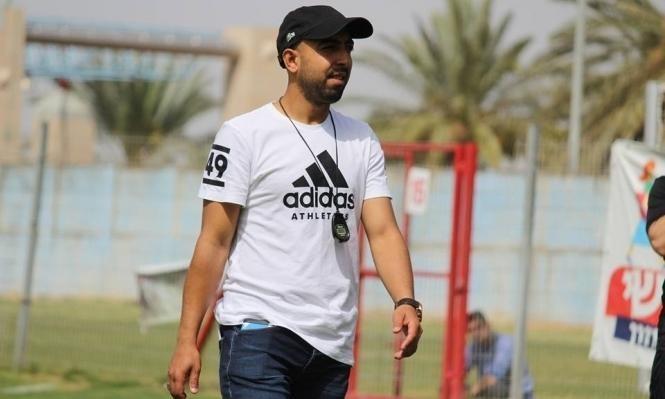 محمد سمارة: الفريق الطيراوي في طريقه للمسار الصحيح