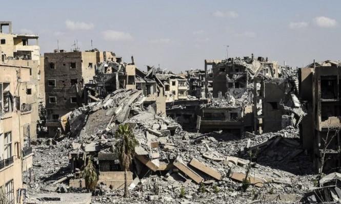 النظام السوري يتهم الأكراد باحتلال الرقة