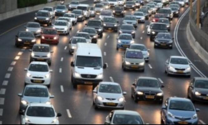 إلزام السائقين بإنارة مصابيح السيارات بدءا من 1.11.2017