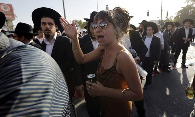 """منظمات نسوية إسرائيلية: """"قانون القومية"""" يحط من مكانة المرأة"""