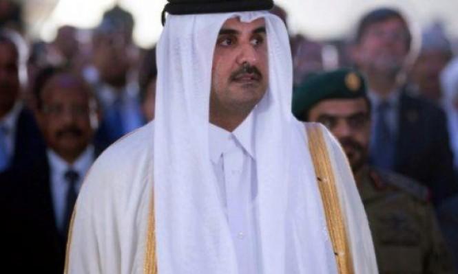أمير قطر: مستعدون للحوار ودول الحصار تسعى لتغيير النظام بقطر