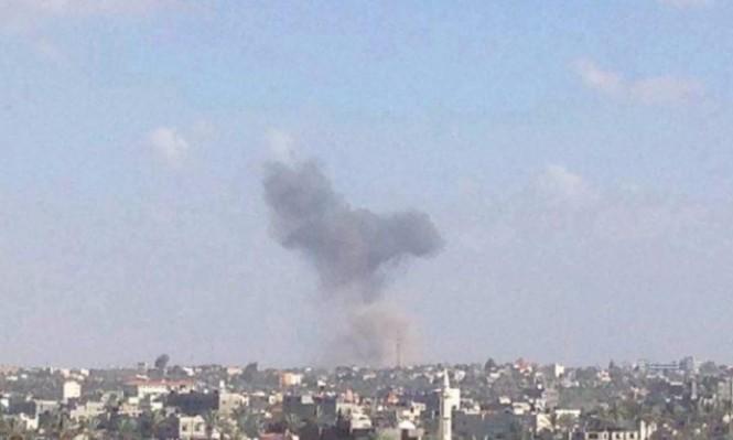 اتهامات فلسطينية باستخدام غازات سامة والجيش الإسرائيلي ينفي