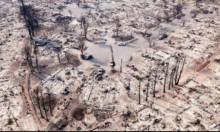 ارتفاع عدد ضحايا حرائق كاليفورنيا إلى 43
