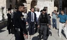 وحدة شرطة احتلالية جديدة في الحرم القدسي