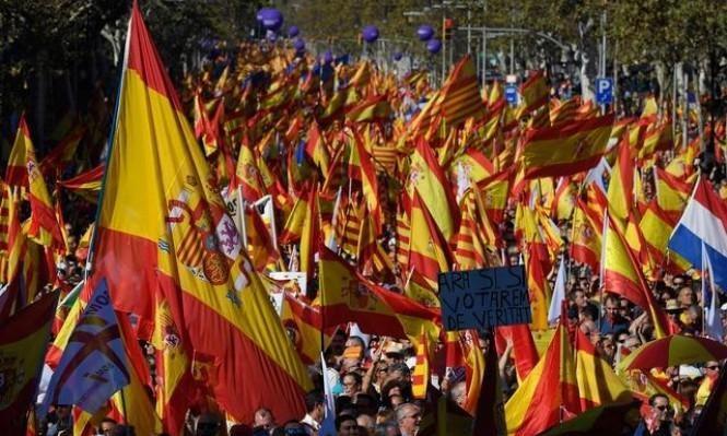 مدريد تلغي استقلال كاتالونيا وبيغديمونت يقبل الانتخابات