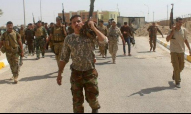 العراق: القوات العراقية على بعد كيلومترات من القائم الحدودية