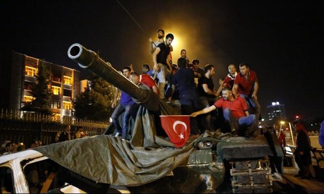 مشاهد جديدة: كيف اعتقل الانقلابيون رئيس الأركان التركي؟