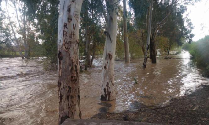 حالة الطقس: غائم جزئيا وأمطار خفيفة متفرقة