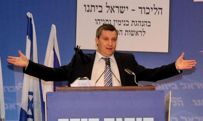 السجن 15 شهرا لوزير إسرائيلي سابق بتهم فساد