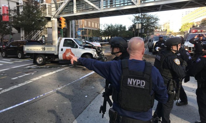 نيويورك: 8 قتلى في حادث دهس وإطلاق نار