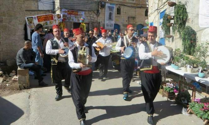 مهرجان الزيت والزيتون في شفاعمرو السبت
