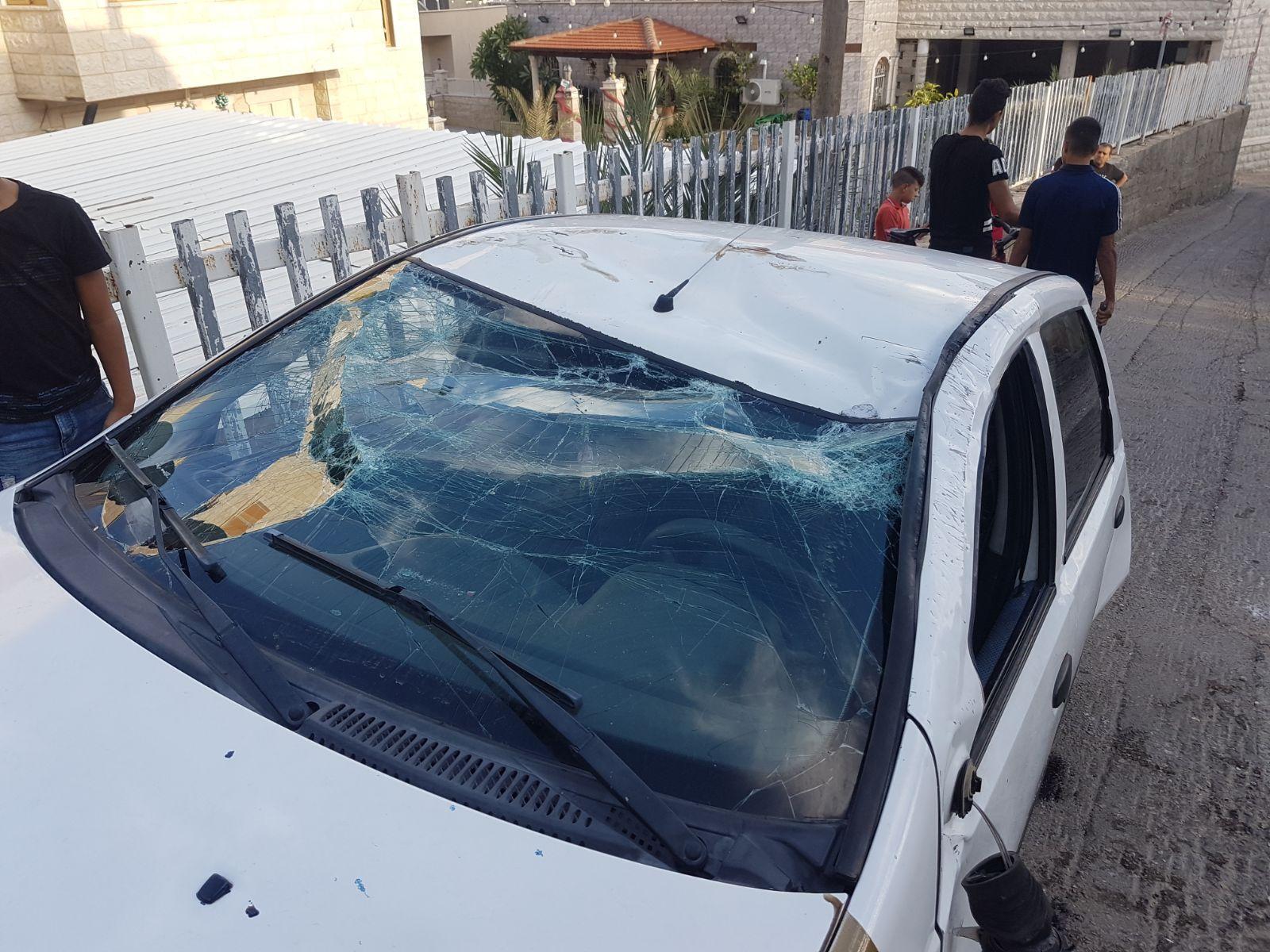 مجد الكروم: مطاردة بوليسية تنتهي بحادث طرق مروع